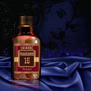 GRASSE 016- Аромат направления  BLUE LADY (Rasasi)
