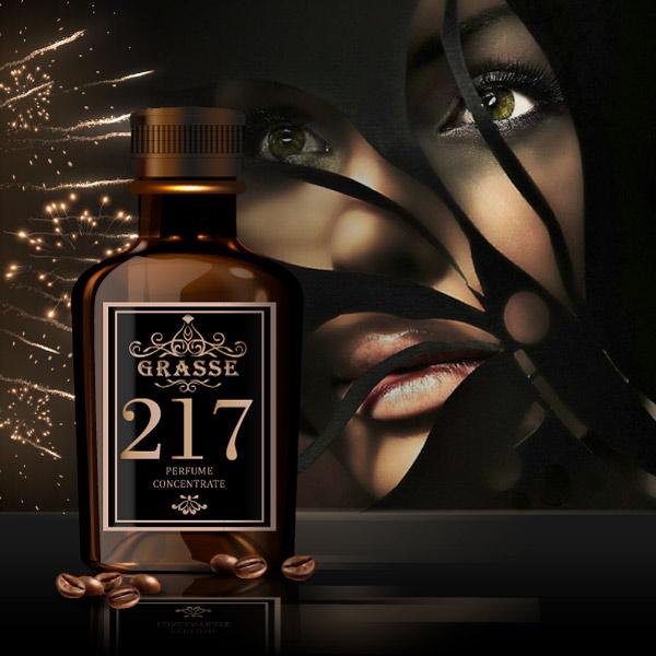 GRASSE 217- аромат направления BLACK PHANTOM (Kilian)