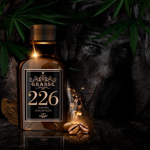 GRASSE 226- аромат направления BLACK AFGANO (Nasomatto)