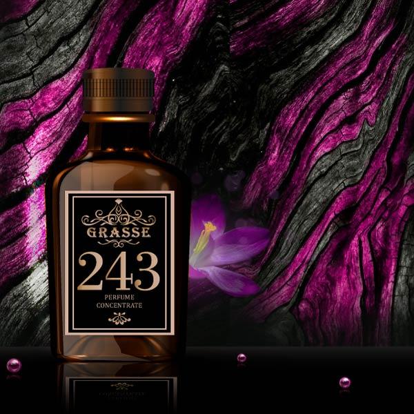 GRASSE 243- аромат направления PURPLE OUD (Christian Dior)
