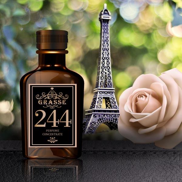 GRASSE 244- аромат направления FRENCH LEATHER (Memo)