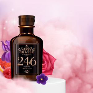 GRASSE 246- аромат направления STRAIGHT TO HEAVEN (Kilian)