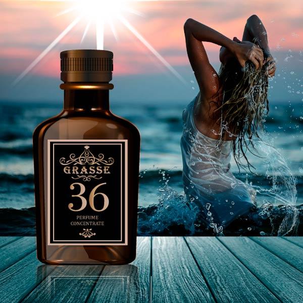 GRASSE  036- Аромат направления LIGHT BLUE (Dolce & Gabbana)