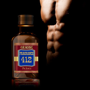 GRASSE 412- аромат направления ALLURE HOMME SPORT (Chanel)