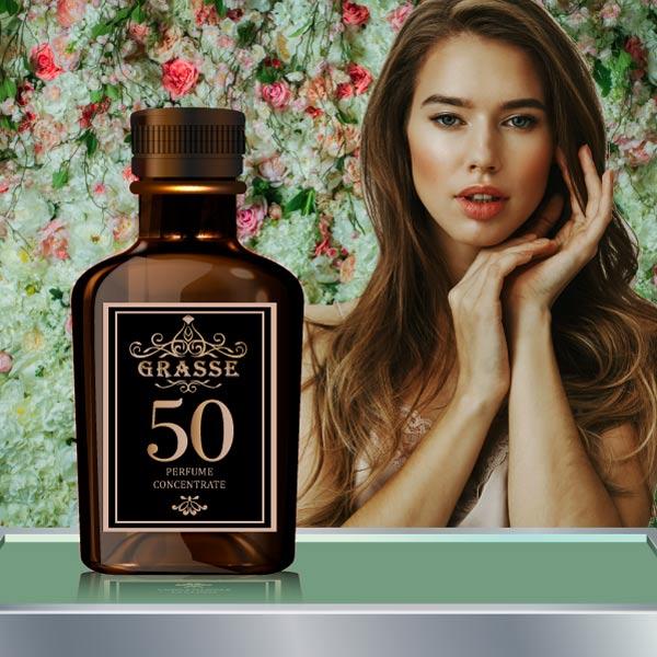 GRASSE  050- Аромат направления CHANCE eau FRAICHE (Chanel)