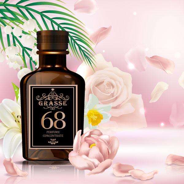 GRASSE  068- Аромат направления ORGANZA (Givenchy)