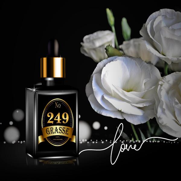 GRASSE 249- аромат направления LOVE IN WHITE (Creed)