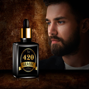 GRASSE 420- аромат направления DRAKKAR NOIR (Guy Laroche)
